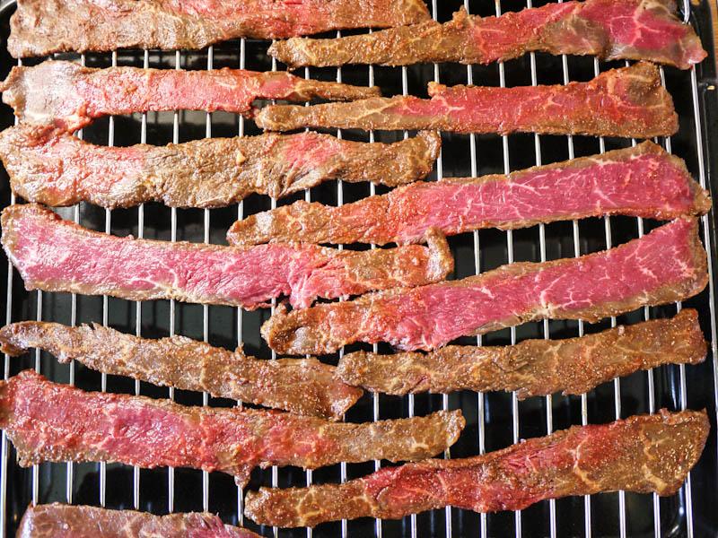 vad är beef jerky