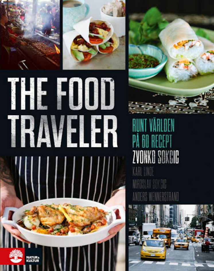 Kokboksrecension - The Food Traveler